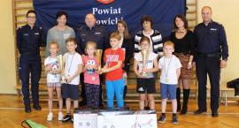Uczniowie SP nr 3 w Łowiczu najlepsi w konkursie sprawności fizycznej oraz wiedzy o bezpieczeństwie (ZDJĘCIA)