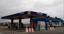 Łowicz: Stacja paliw MOYA przy ul. Poznańskiej już czynna