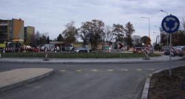 Łowicz: otwarto rondo w ul. Bolimowskiej. Zmiany w organizacji ruchu (ZDJĘCIA, VIDEO)