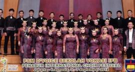 W Łowiczu wystąpi indonezyjski chór D'Voice Sekolah Vokasi IPB Bogor