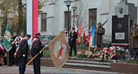 Powiatowo–miejskie obchody Święta Niepodległości w Łowiczu [ZDJĘCIA]