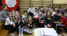 Akademia z okazji Święta Niepodległości w SP nr 1 w Łowiczu