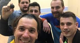 Drużyna z Łowicza na pudle po pierwszej rundzie Drużynowych Mistrzostw Łodzi w squasha