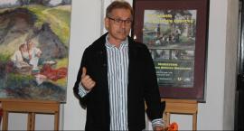 """Otwarcie wystawy prac malarstwa Zbigniewa Roberta Błaszczyka - """"Po światło na Ziemię Łowicką"""""""