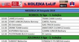 Startuje 26. sezon Łowickiej Ligi Futsalu. Plan gier 1. kolejki