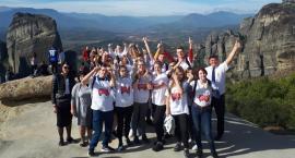 Uczniowie I LO w Łowiczu wrócili z projektu edukacyjnego w Grecji. Zobaczcie, jak się bawili! (ZDJĘCIA, VIDEO)