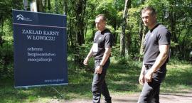 Łowicz - strażnicy więzienni poszukiwani