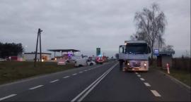 Groźny wypadek w Goleńsku