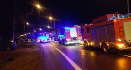 Śmiertelny wypadek na trasie poznańskiej w Popowie
