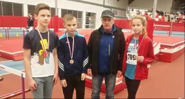 Młodzi, łowiccy lekkoatleci wywalczyli pięć medali w Spale [ZDJĘCIA]