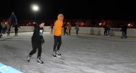 Miłośnicy jazdy na łyżwach mogą już korzystać z lodowiska