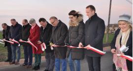 Droga z Kiernozi do Wituszy oficjalnie oddana