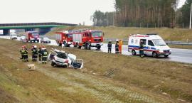 Nadmierna prędkość przyczyną dwóch zdarzeń drogowych