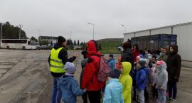 Z wizytą w zakładzie zagospodarowania odpadami w Krzyżanówku