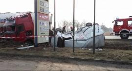 Tragiczny wypadek w Kompinie: zginął 28-latek