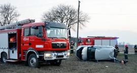 Poważny wypadek drogowy