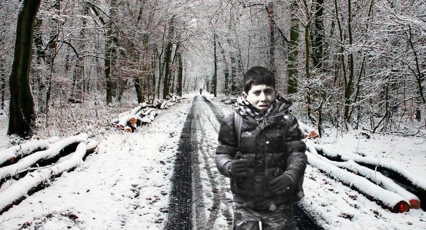 Mały Robert Lewandowski - pozwoliliśmy sobie na małą kreację fotograficzną, by zachęcić Państwa do udziału w wycieczce