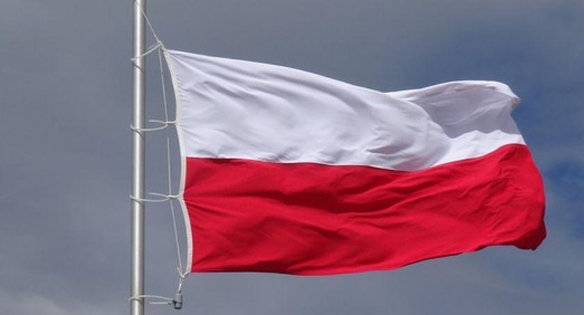 Polityka, Dzień Flagi Rzeczpospolitej Polskiej - zdjęcie, fotografia