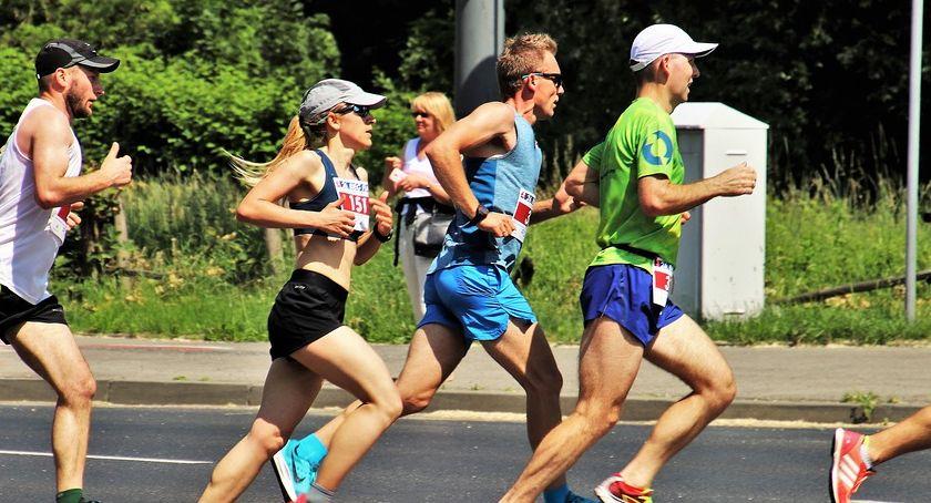 Wydarzenia, Półmaraton Janusza Kusocińskiego - zdjęcie, fotografia