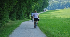 Ścieżki rowerowe Izabelin, Truskaw, Warszawa: rusza budowa wielkiej sieci dróg rowerowych