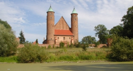 Trasa rowerowa Kampinos: do Brochowa, gdzie Roch się chowa