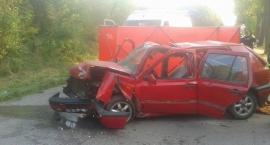 Śmiertelny wypadek w Podkampinosie