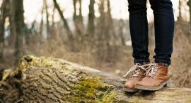 Zamiast do pracy, na spacer: las woła nas
