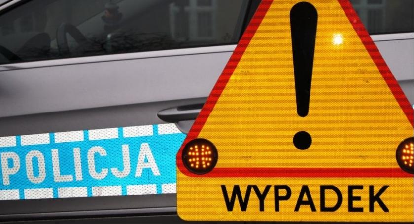 Kronika policyjna, Poszukiwani świadkowie wypadku Sionnej - zdjęcie, fotografia