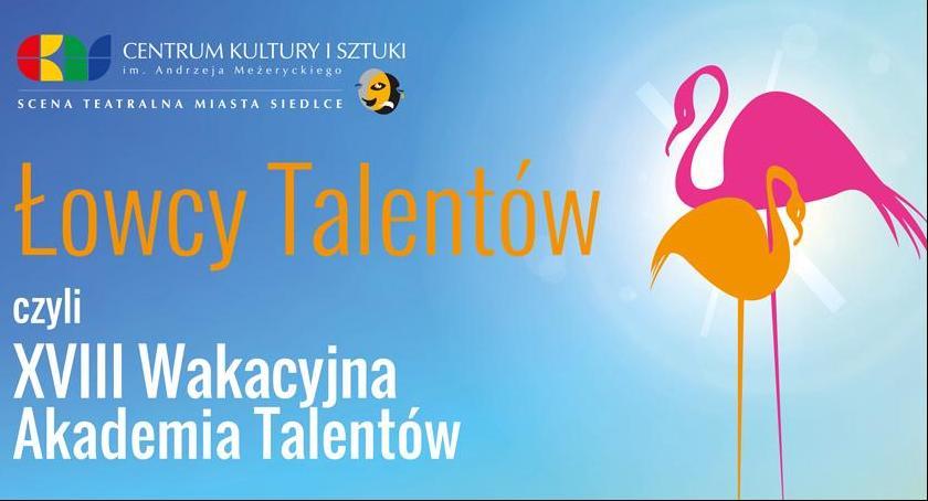 Wydarzenia, Wakacyjna Akademia Talentów - zdjęcie, fotografia