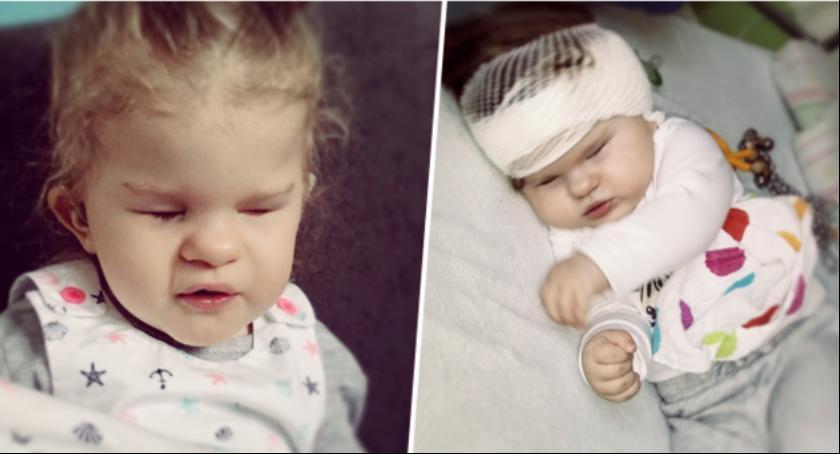 Wydarzenia, Wspomóżmy leczenie małej Michalinki - zdjęcie, fotografia