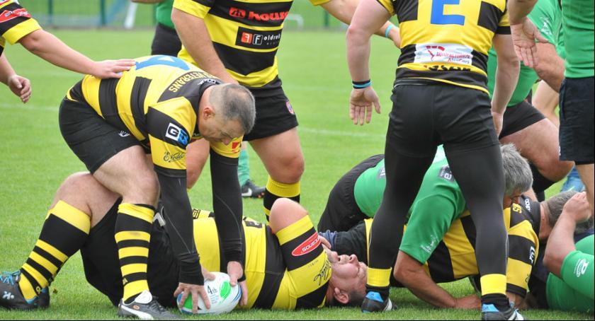 Inne sporty, Miejski Rugby Butterfield Trophy - zdjęcie, fotografia