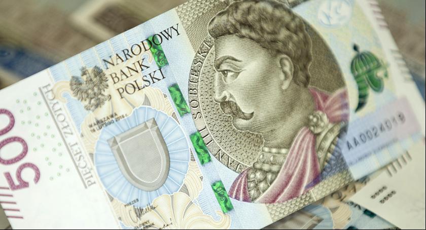 Kronika policyjna, KOMUNIKAT znaleziono pieniądze - zdjęcie, fotografia