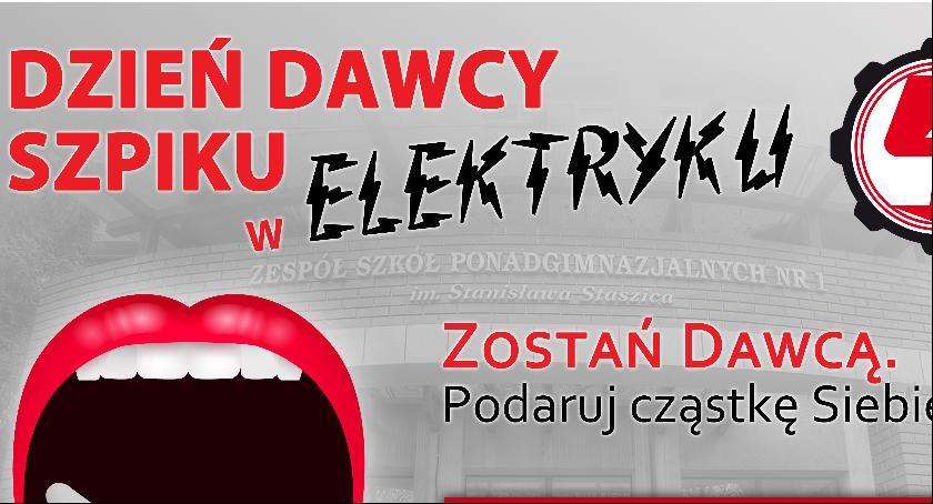Wydarzenia, Dzień Dawcy Szpiku Elektryku - zdjęcie, fotografia