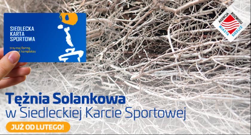 Informacje, Tężnia Solankowa Siedleckiej Karcie Sportowej - zdjęcie, fotografia