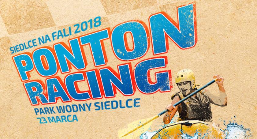 Imprezy, Zapraszamy Ponton Racing - zdjęcie, fotografia