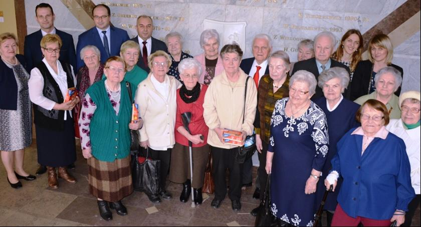 Wydarzenia, Spotkanie Powiatową Radą Kombatancką Siedlcach - zdjęcie, fotografia