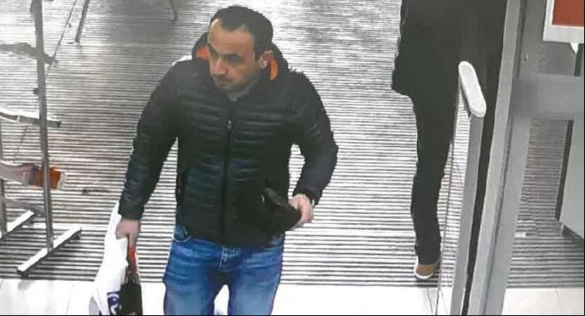 Kronika policyjna, KOMUNIKAT rozpoznaj sprawców kradzieży laptopa - zdjęcie, fotografia