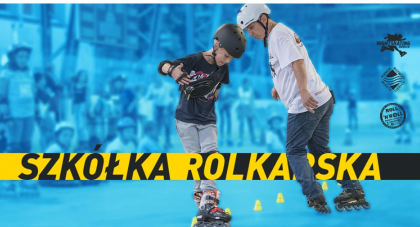 Informacje, Szkółka Rolkarska - zdjęcie, fotografia