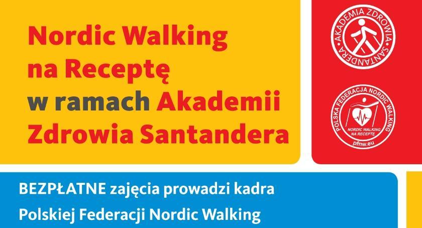 Wydarzenia, Zajęcia nordic walking - zdjęcie, fotografia