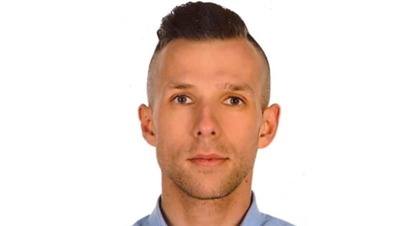 Kronika policyjna, Poszukiwany Tomasz Mikus ODWOŁANIE KOMUNIKATU - zdjęcie, fotografia