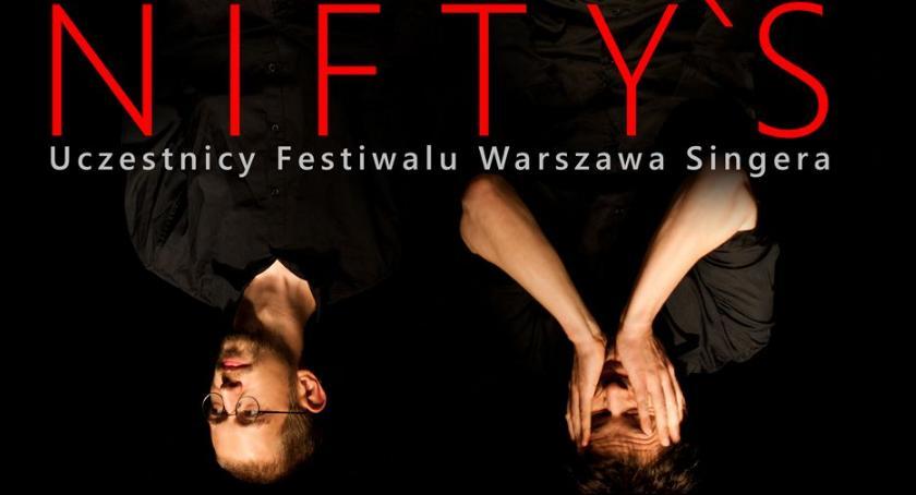 Imprezy, Koncert nowej muzyki klezmerskiej - zdjęcie, fotografia