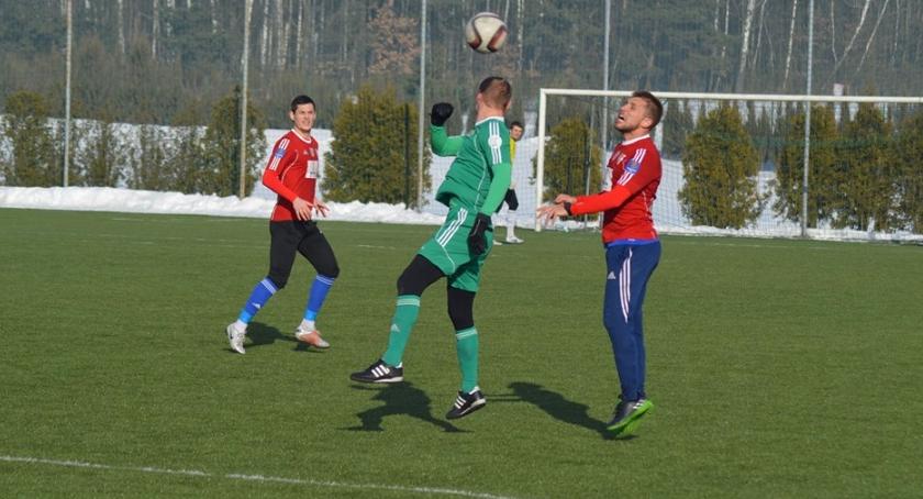 Piłka nożna, Remis Białorusinami - zdjęcie, fotografia