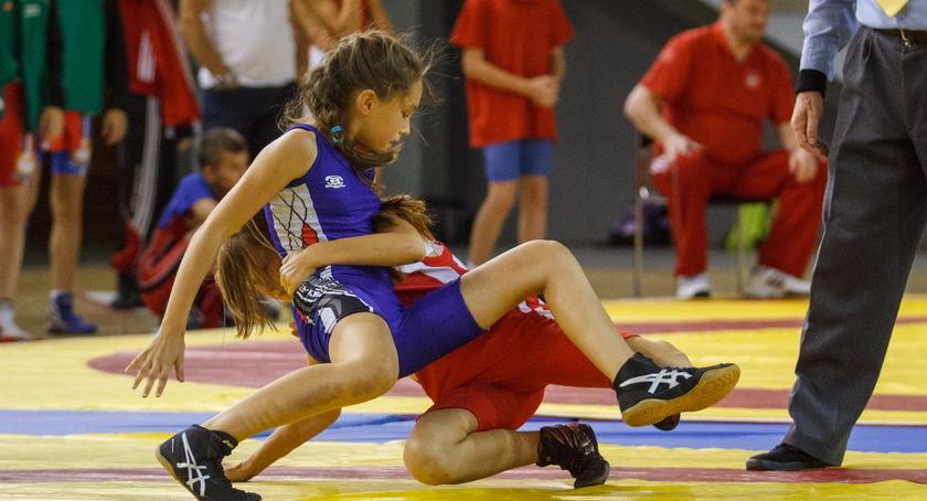 Inne sporty, Międzynarodowy Turniej Zapaśniczy Siedlcach - zdjęcie, fotografia