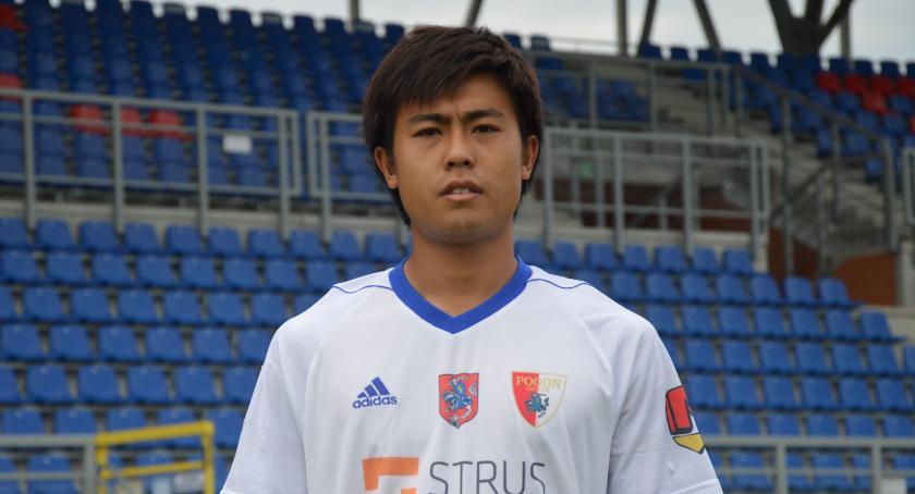 Piłka nożna, Japończyk Pogoni - zdjęcie, fotografia