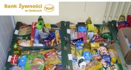 Zebrano ponad 11 ton żywności