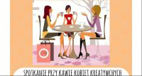 Kawa z kobietami kreatywnymi