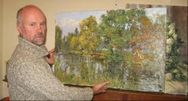 Plener jednego artysty - Andrej Shirokov w Reymontówce