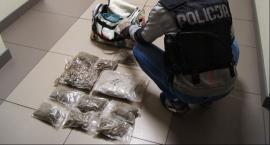 1,5 kg amfetaminy u 23 - latka z Siedlec