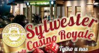 Sylwester w stylu Casino Royale