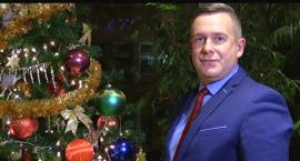 Życzenia świąteczne od Krzysztofa Chaberskiego